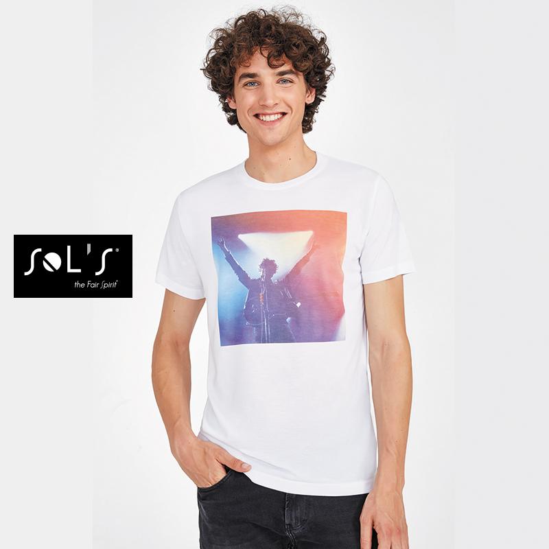 T-shirt Blanc 150g REGENT SUBLIMATION