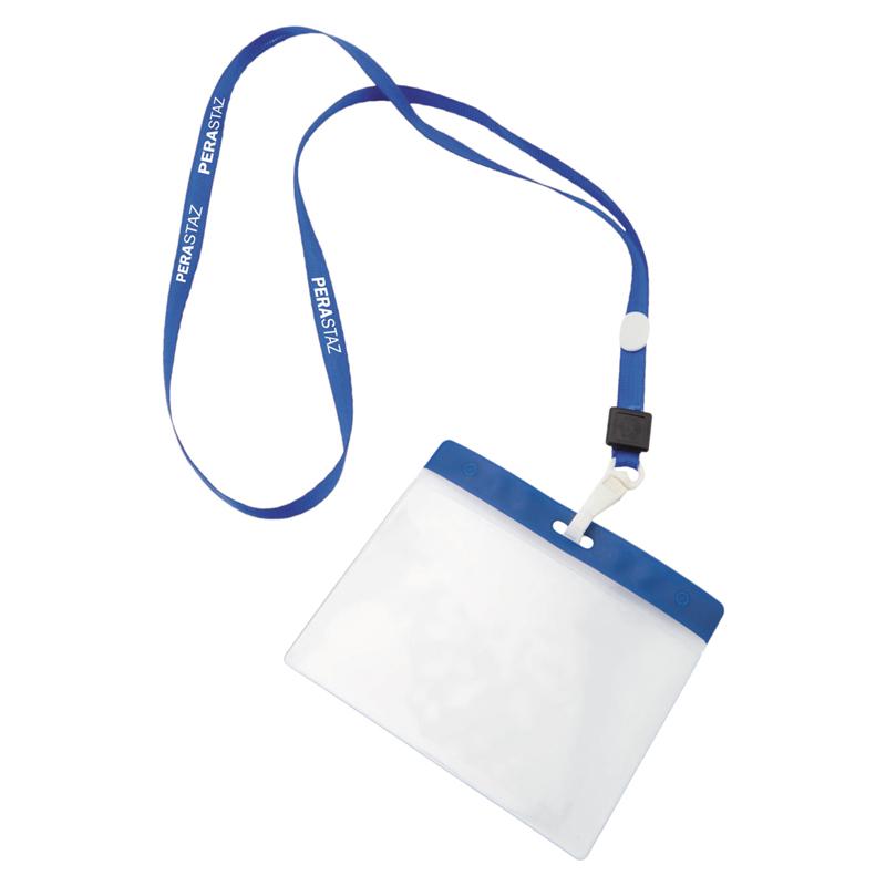 Lanière tour de cou porte-badge HARLAN
