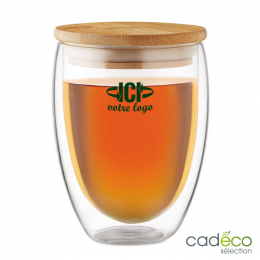 Mug en verre STON 350 ml