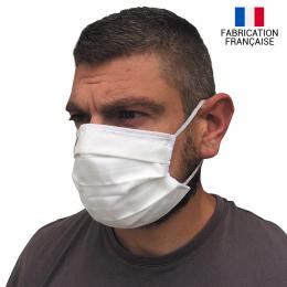 Masque tissu réutilisable 3 couches