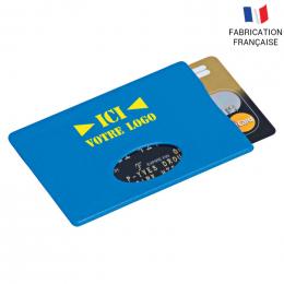 Etui carte de crédit CREDIT