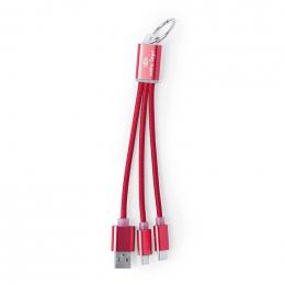 Porte-clés câble de chargement TUALATIN