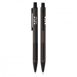 Parure stylo-bille et porte-mines DEL SOL