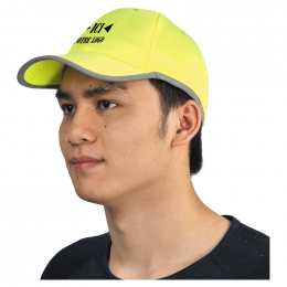 Casquette fluo SAFETY CAP