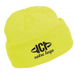 Bonnet hat fluo