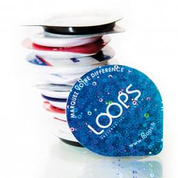 Préservatif sous capsule LOOPS