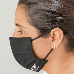 Masque tissu réutilisable 4 couches