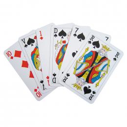 Jeu de 33 cartes BELOTE