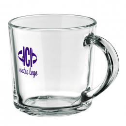 Mug en verre NANCE 280 ml