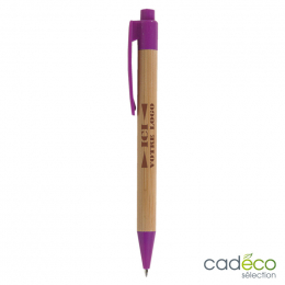 Stylo-bille BAMBOU COLOR