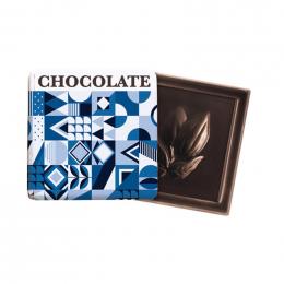 Carré de 4 g de chocolat