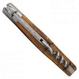 Couteau tire-bouchon DEGUSTATION Laguiole