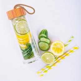 Bouteille en verre NORCHESTER 420 ml