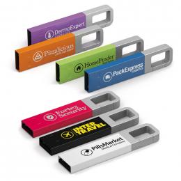 Clé USB IRON COLOR HOOK 16Go