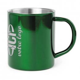 Mug acier GAHLA 300 ml