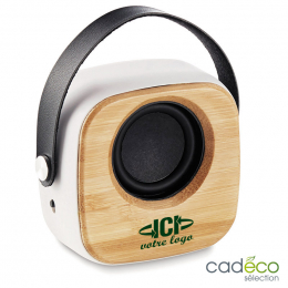 Enceinte bluetooth® NUTWOOD