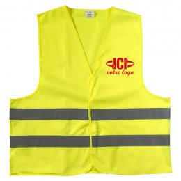 Gilet de sécurité SAFETY JACKET ADULTE