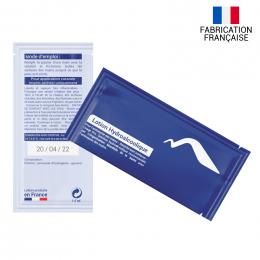 Sachet de lotion hydroalcoolique standard